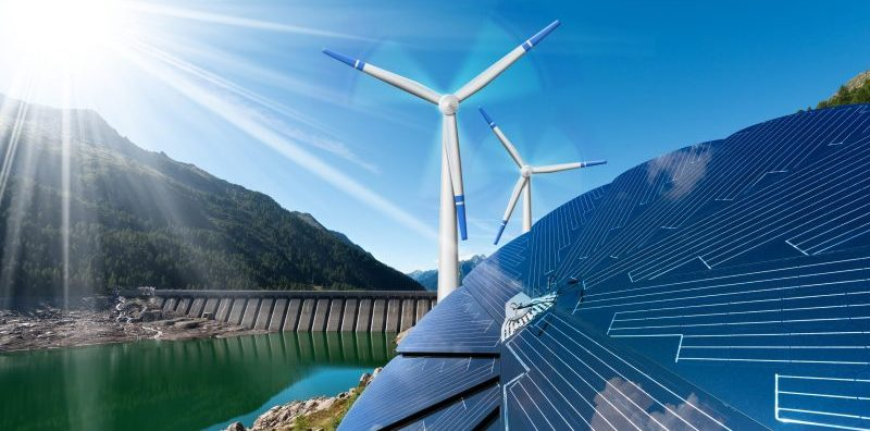 Renewable Energy Resource in United States' Indiana