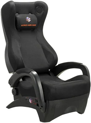 Seat Of Your Pants Gaming Chair Comes To UK The Register
