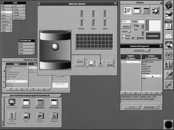 NeXT System's Interface Builder