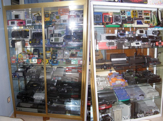 Gamer Claims Complete Console Collection The Register