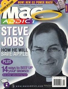 MacAddict 1997 cover