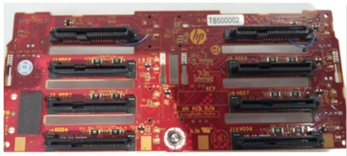 HP SCSI Express card