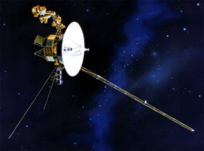 Voyager 1 is the furthest manmade craft  from our home world