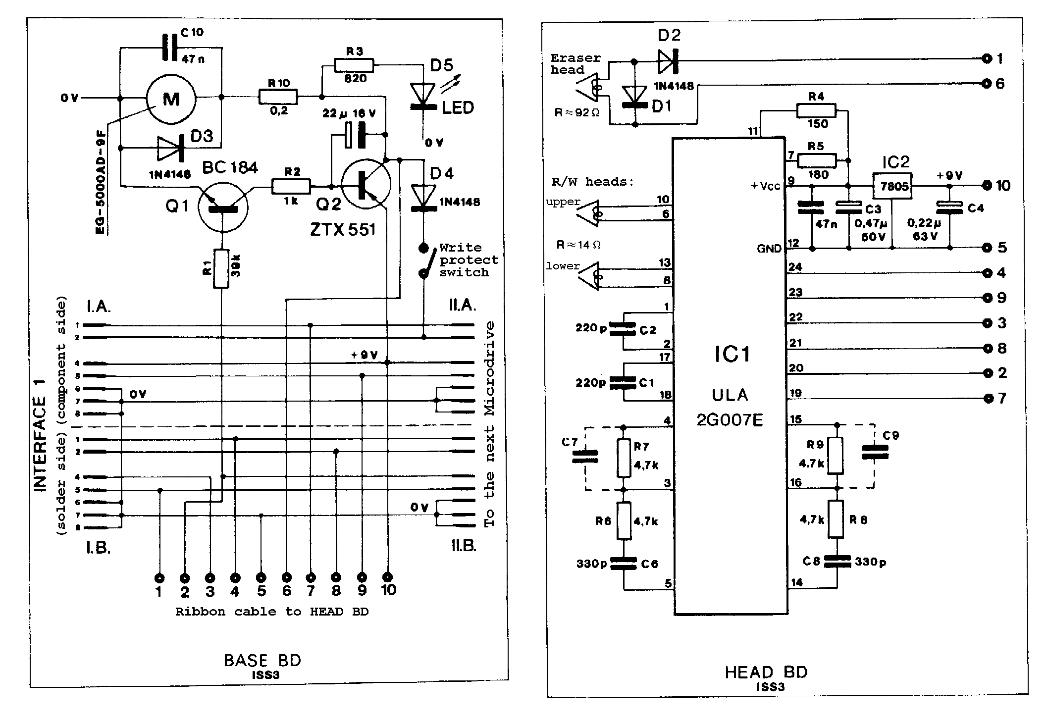 Schematic For Circuit Board