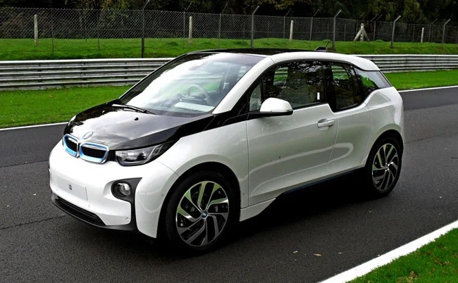 Ultimate Electric Driving Machine Yes Its The BMW I3 E