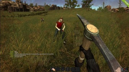 The revival of survival     the gaming genre that refuses to die     The     A pick axe is a tool of choice in survival gaming