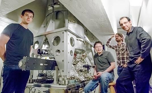 Princeton team finding the Majorana fermion