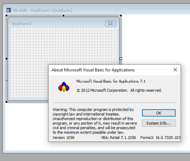 Visual Basic Is Still The Macro Language For Microsoft Office
