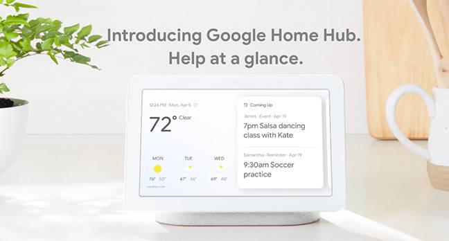google hub