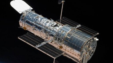 Hubble Space Telescope sails serenely on in safe mode after efforts to switch to backup memory modules fail • The Register