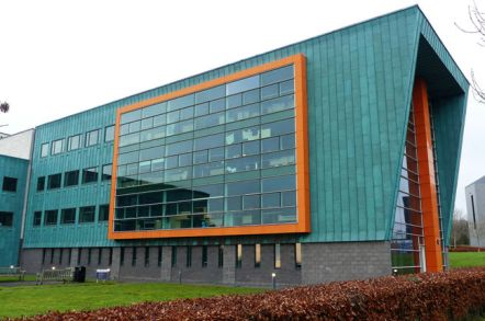 Lancaster, Lancashire, UK - InfoLab21, School of Computing and Communications, Lancaster University, South Drive, Bailrigg, Lancaster