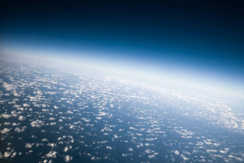 Yay! The ozone layer hole the smallest it