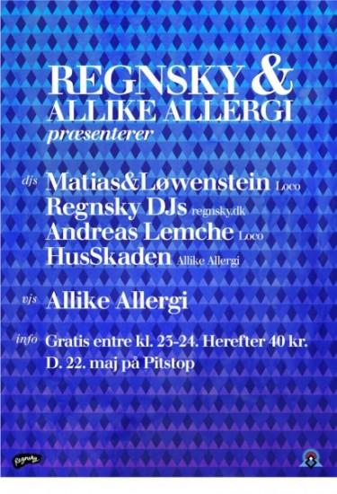 Regnsky & Allike Allergi præsenterer...