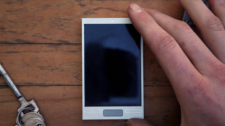 O celular que vai mudar o conceito do mundo