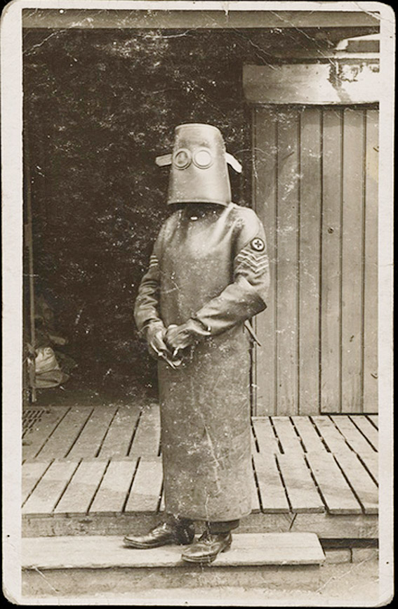 06 - Técnico(a) de enfermagem de radiologia. Primeira Guerra Mundial, 1918