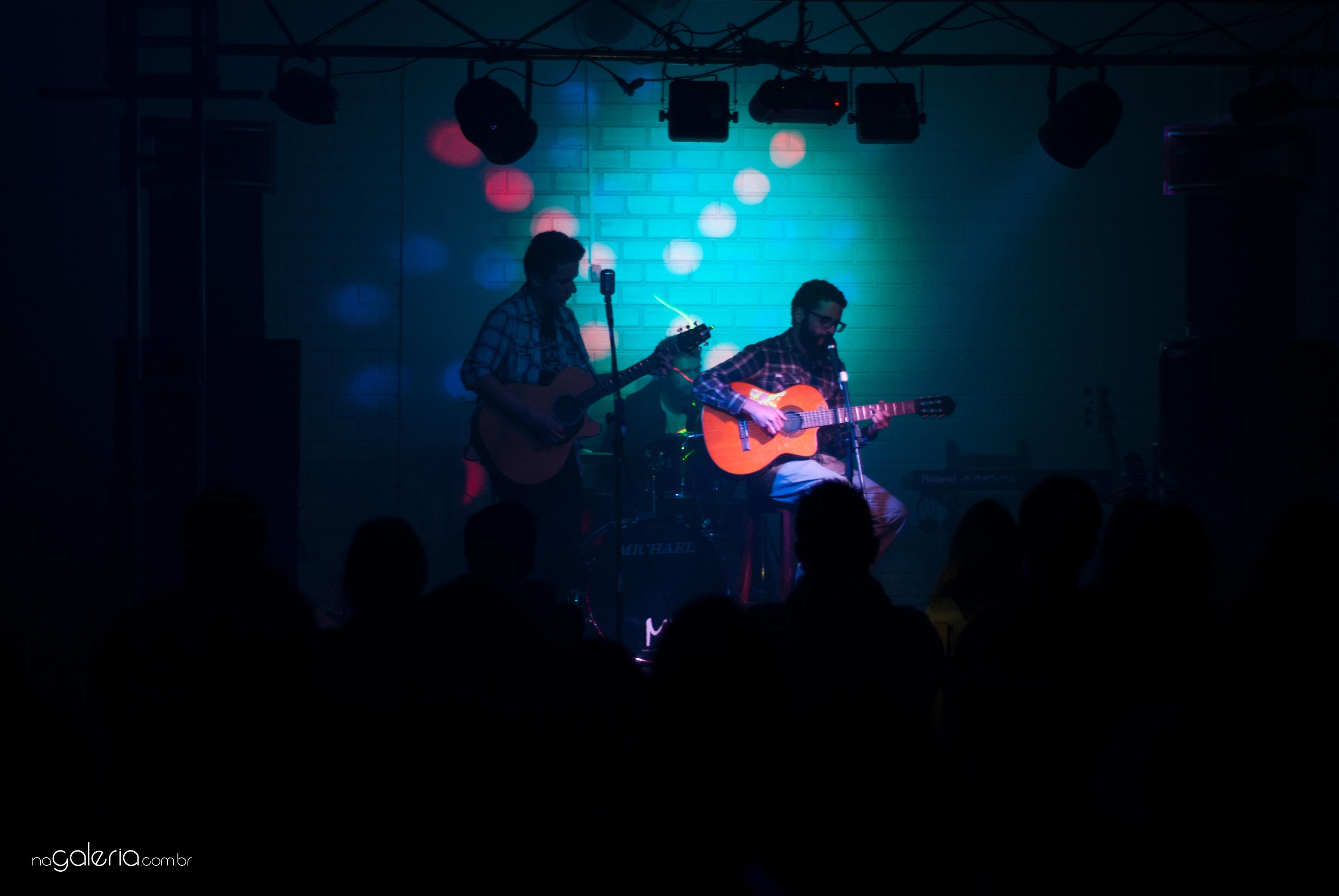 Resenha show de lançamento EP Primeiro | William Eich