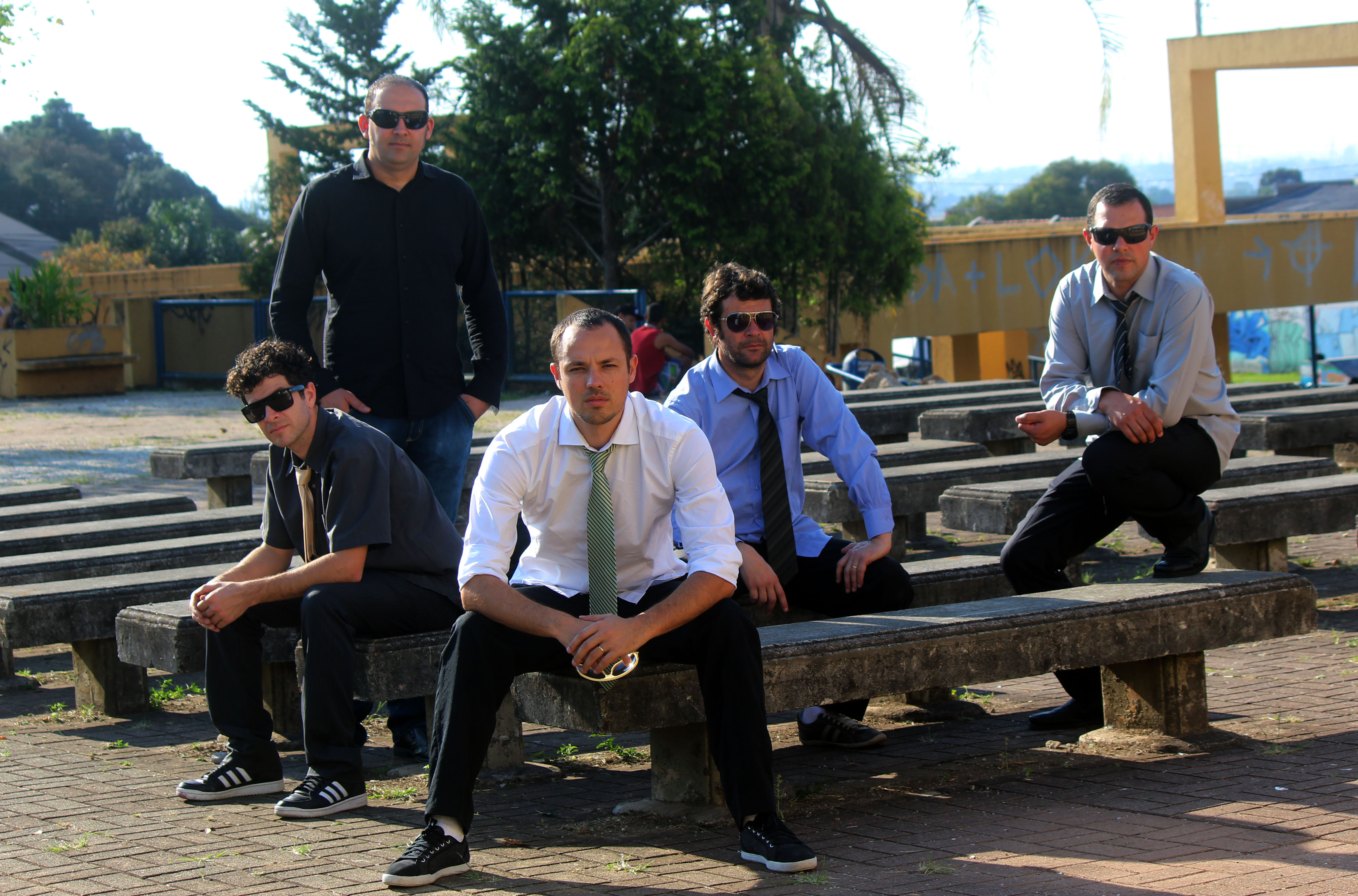 Banda Sol de Novembro se apresenta no próximo sábado no SESI