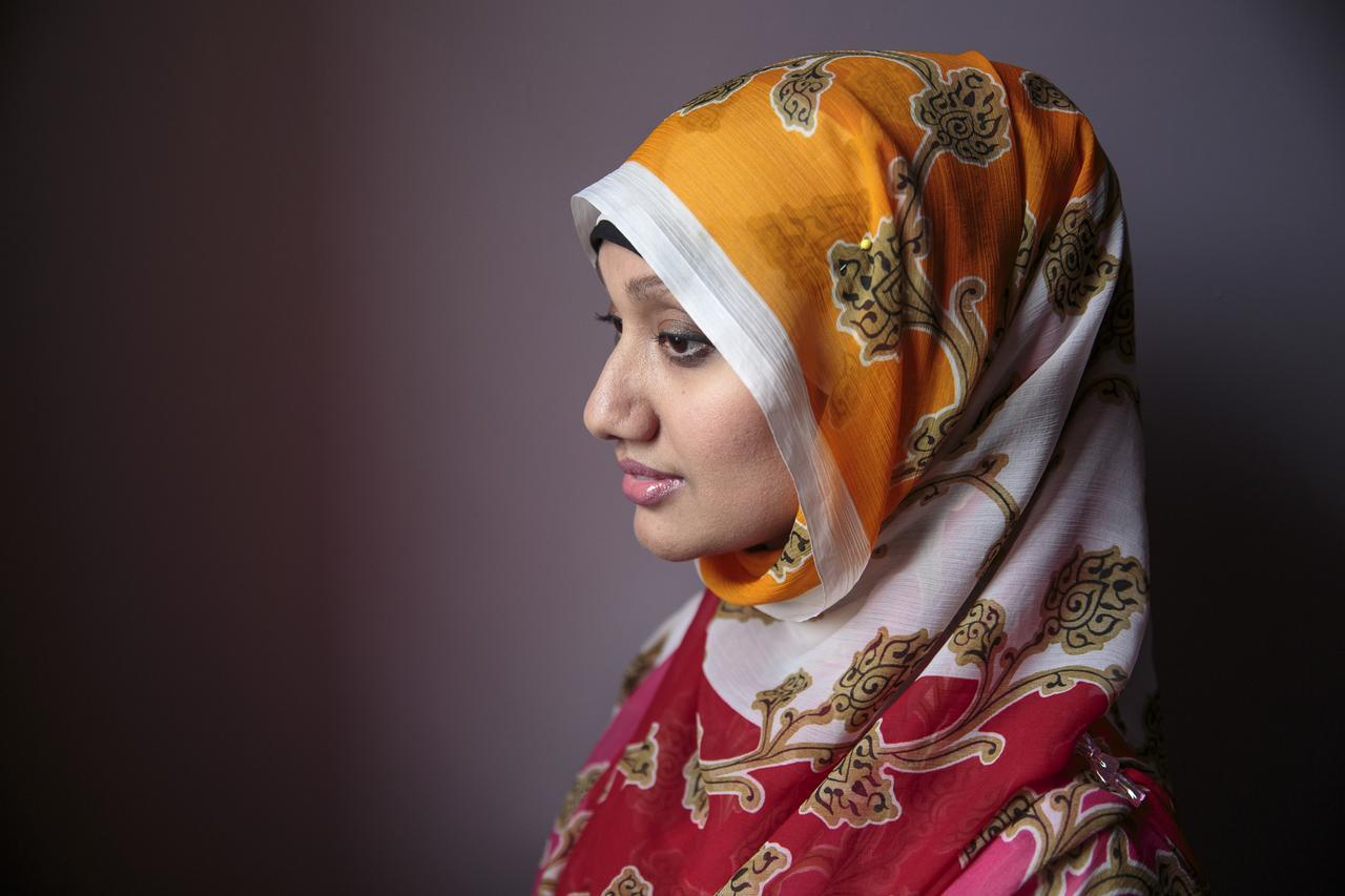 World Hijab Day: Nazma Khan
