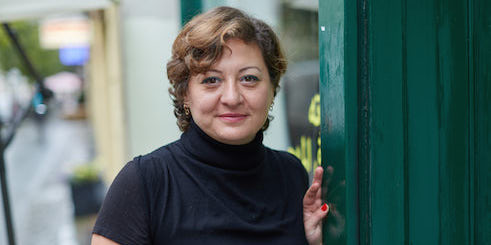 Série Mulheres Árabes | # 23 Diana El Jeiroudi