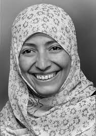 Série Mulheres Árabes | # 13 Tawakkul Karman