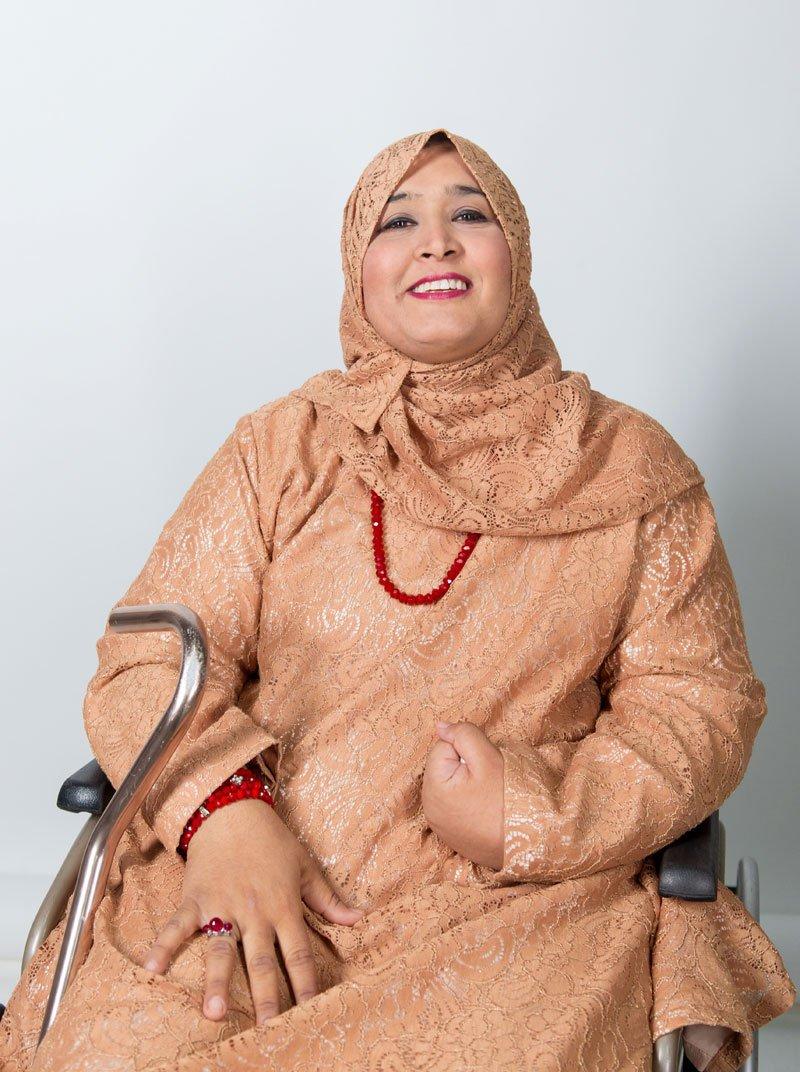 Série Mulheres Árabes | # 31 Thuraya Hamad Al-Zaabi