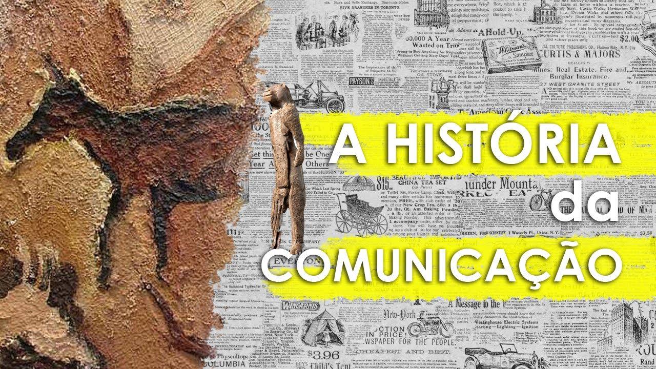 A história da comunicação – EP02