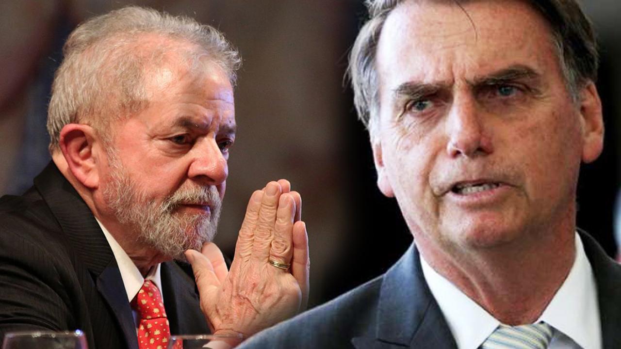 PESQUISA APONTA QUEDA DE APROVAÇÃO DE BOLSONARO E LULA ELEITO EM PRIMEIRO TURNO
