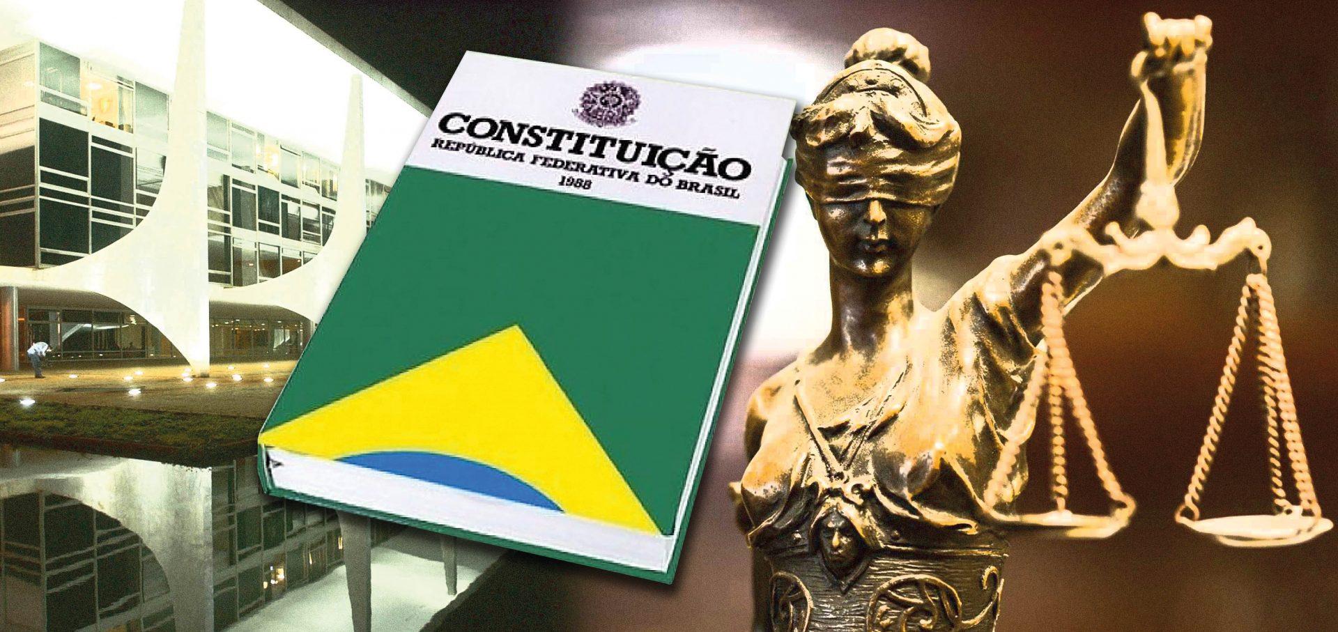 CIDADANIA SUSTENTA NO STF QUE LSN É INCOMPATÍVEL COM A CONSTITUIÇÃO DE 88