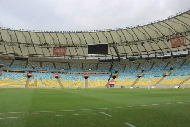 Maracanã futebol