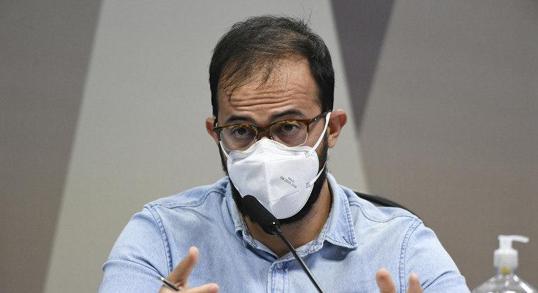 POLÍCIA FEDERAL QUER INCLUIR LUIS RICARDO MIRANDA NO PROGRAMA DE PROTEÇÃO A TESTEMUNHAS