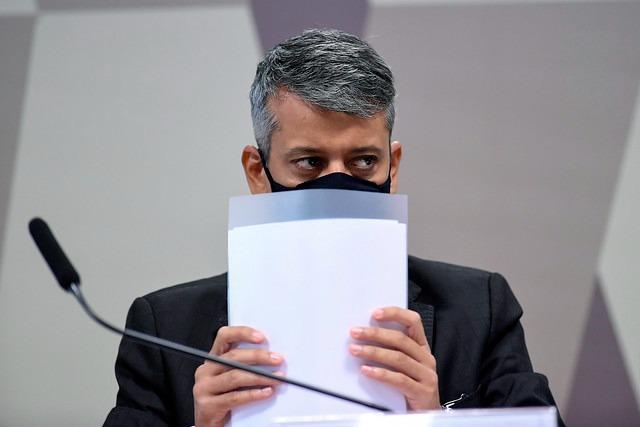 CPI DA PANDEMIA MANDA PRENDER EX-DIRETOR DO MINISTÉRIO DA SAÚDE