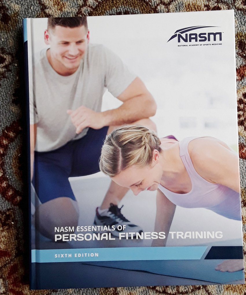 NASM CPT: GUIDED STUDY COURSE – Course Textbook Notes