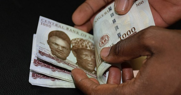 Currency in circulation reached N2.9tn in 2020 – CBN
