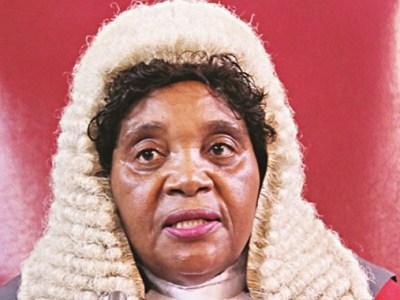 Justice Elizabeth Gwaunza