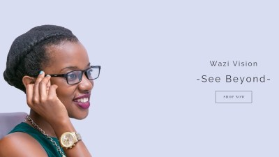 This Ugandan startup will give you 2000 for an 'Afro centric eyeglass design