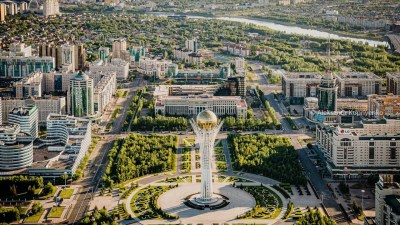 Photo credit Nur Sultan Akimat press service