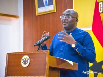 Ghana VP Dr Bawumia