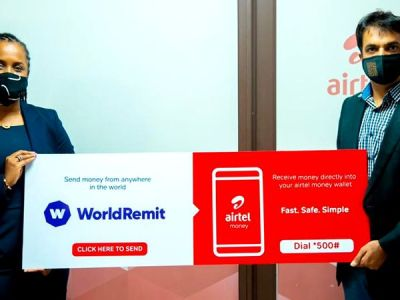 Airtel Africa Partners with WorldRemit
