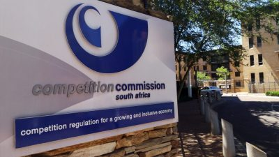 Competition Commission South Africa SA
