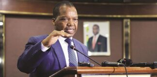 RBZ Governor John Mangudya zimbabwe