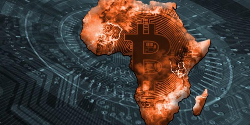 bitcoin africa map