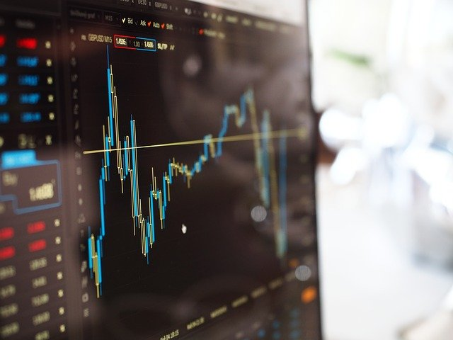 The Picture Shows The Stock Market As The Article Talks About Machine Learning And Its Effect On The Stock Market