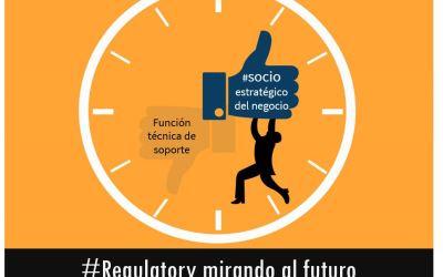 ¿Cómo es percibido #Regulatory en la organización?