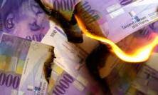 Geldverbrennen