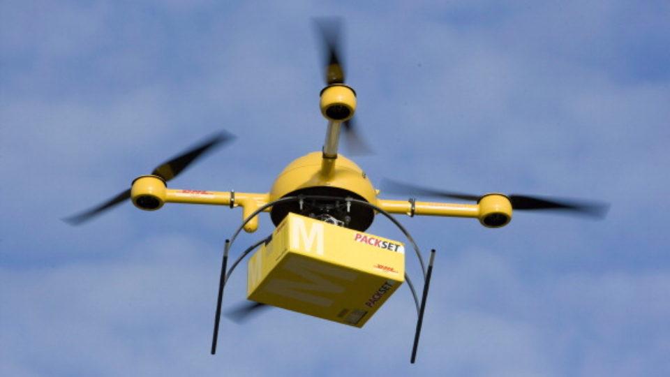Deutsche Post Tests Deliveries With Drones