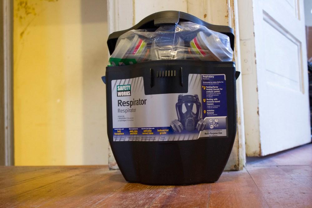 safetyworksfullfacerespirator