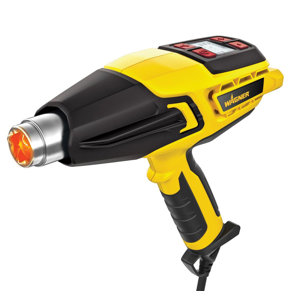 The wagner heat gun for paint removal.