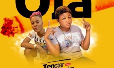Tenstar Ft. Candy Bleakz - Oja Mp3 Audio Download