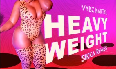 Vybz Kartel Ft. Sikka Rymes - Heavy Weight Mp3 Audio Download