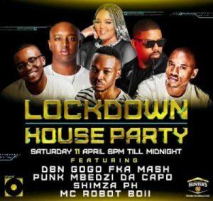 Da Capo – Lockdown House Party (Live Mix)